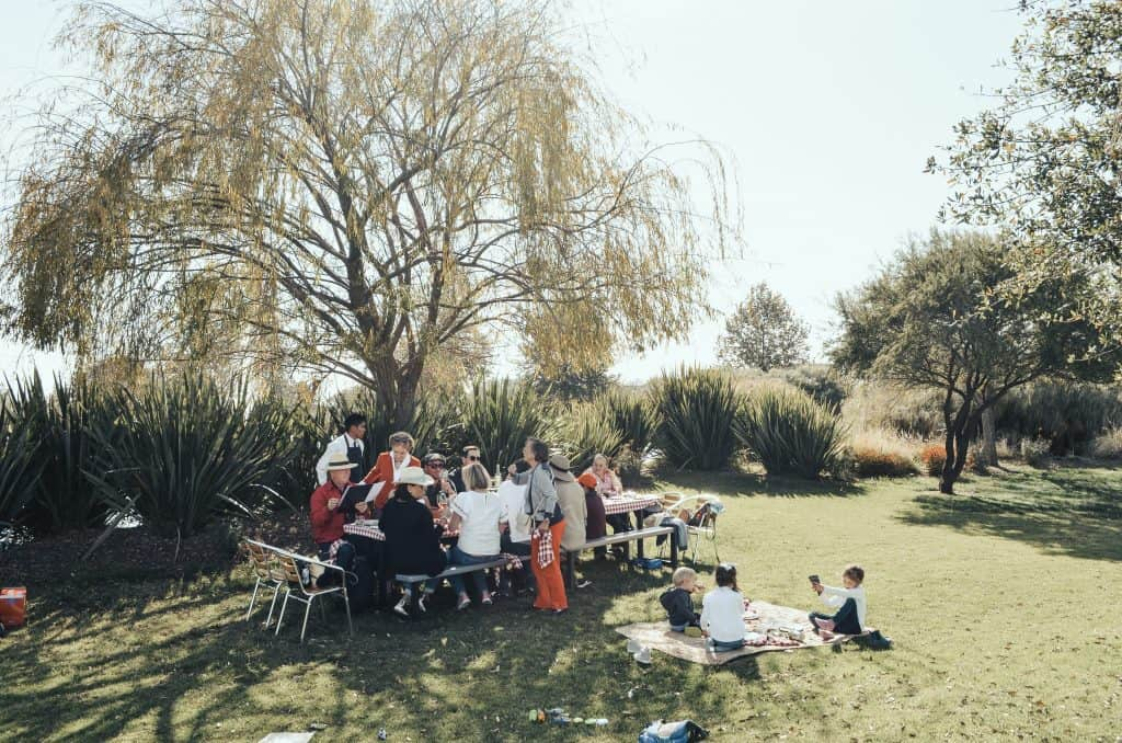 bodegas y vinedos de cote picnic with children in mexico the urban kids