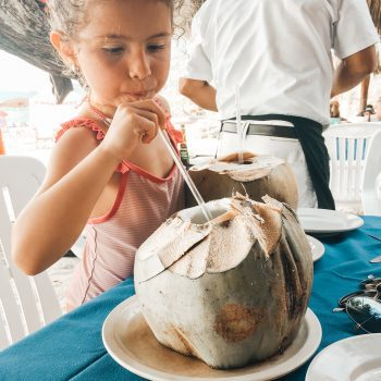 la perla ixtapa in mexico with children - child-friendly beach club