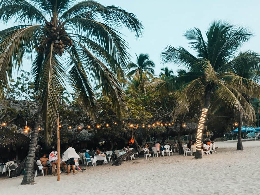 la perla ixtapa in mexico with children - child-friendly beach club