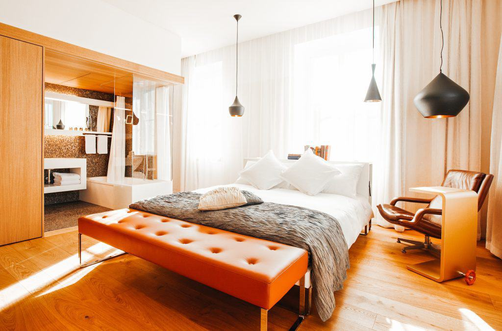 familienfreundliches B2 Boutique Hotels + Spa_Boutique in Zürich mit Kindern - Familienzimmer