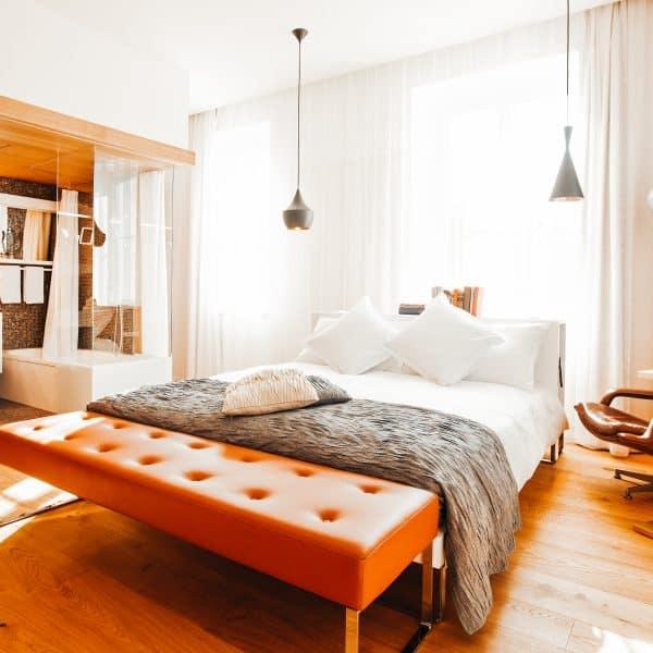 familienfreundliches B2 Boutique Hotels + Spa_Boutique in Zürich mit Kindern - Familienzimmer