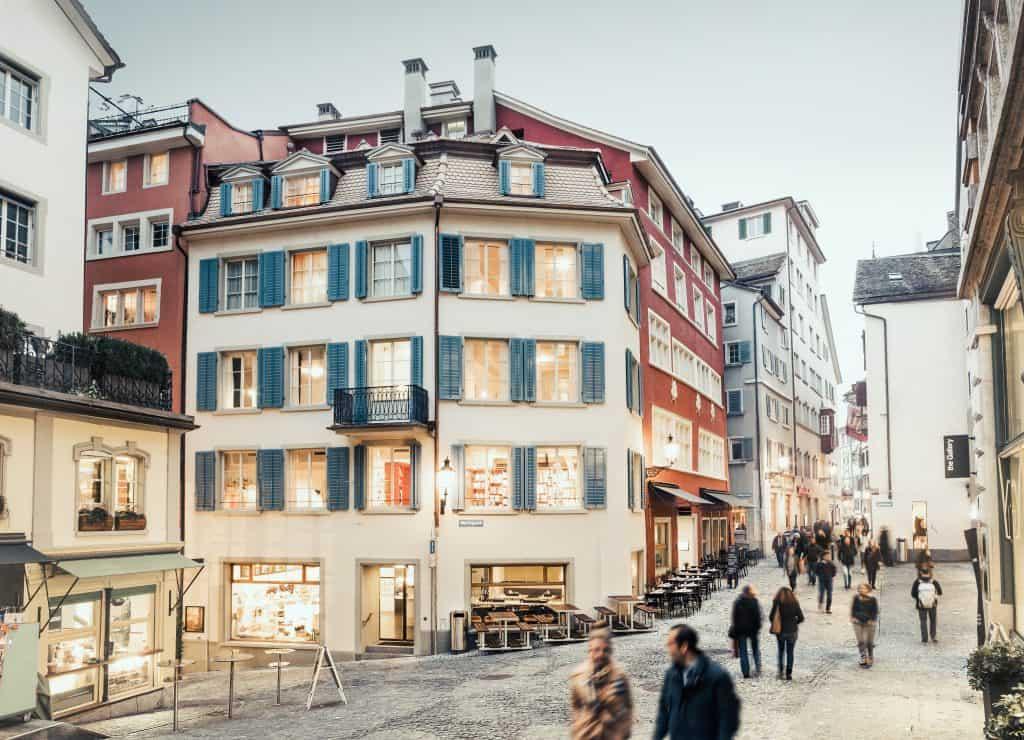 Familienfreundliches Hotel in Zürich_Marktgasse Hotel