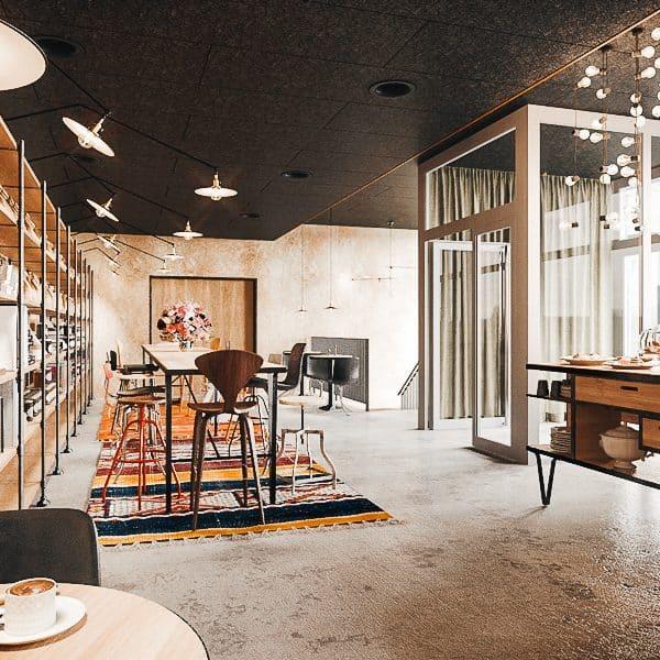 coffee and deeds familienfreundliches Café in Zürich