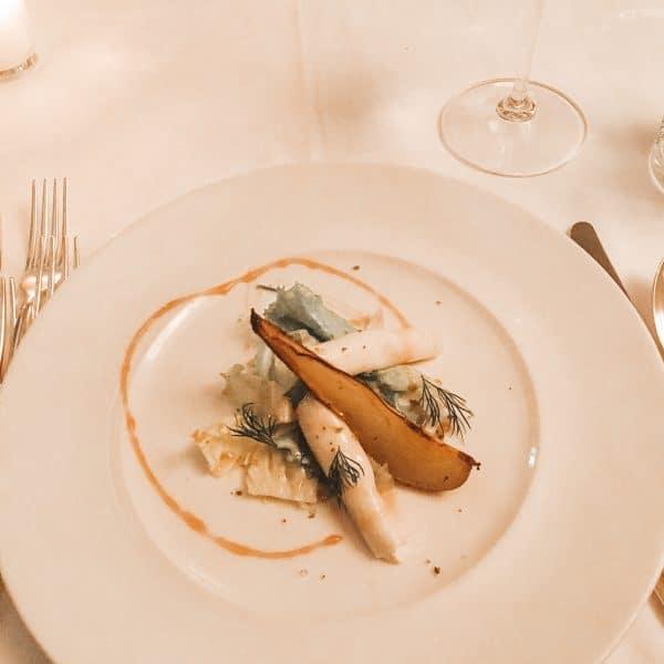 familienfreundliches Boutique Hotel Der Seehof in Goldegg - Haubendinner im Hecht Restaurant