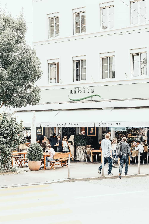 TIBITS KINDERFREUNDLICHES RESTAURANT IN BERN