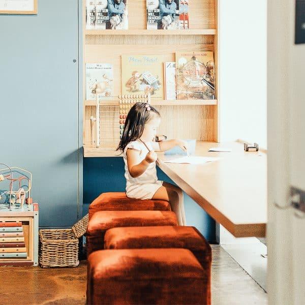 tibits Seefeld Kids Lounge-kinderfreundliches Restaurant in Zürich mit Kindern