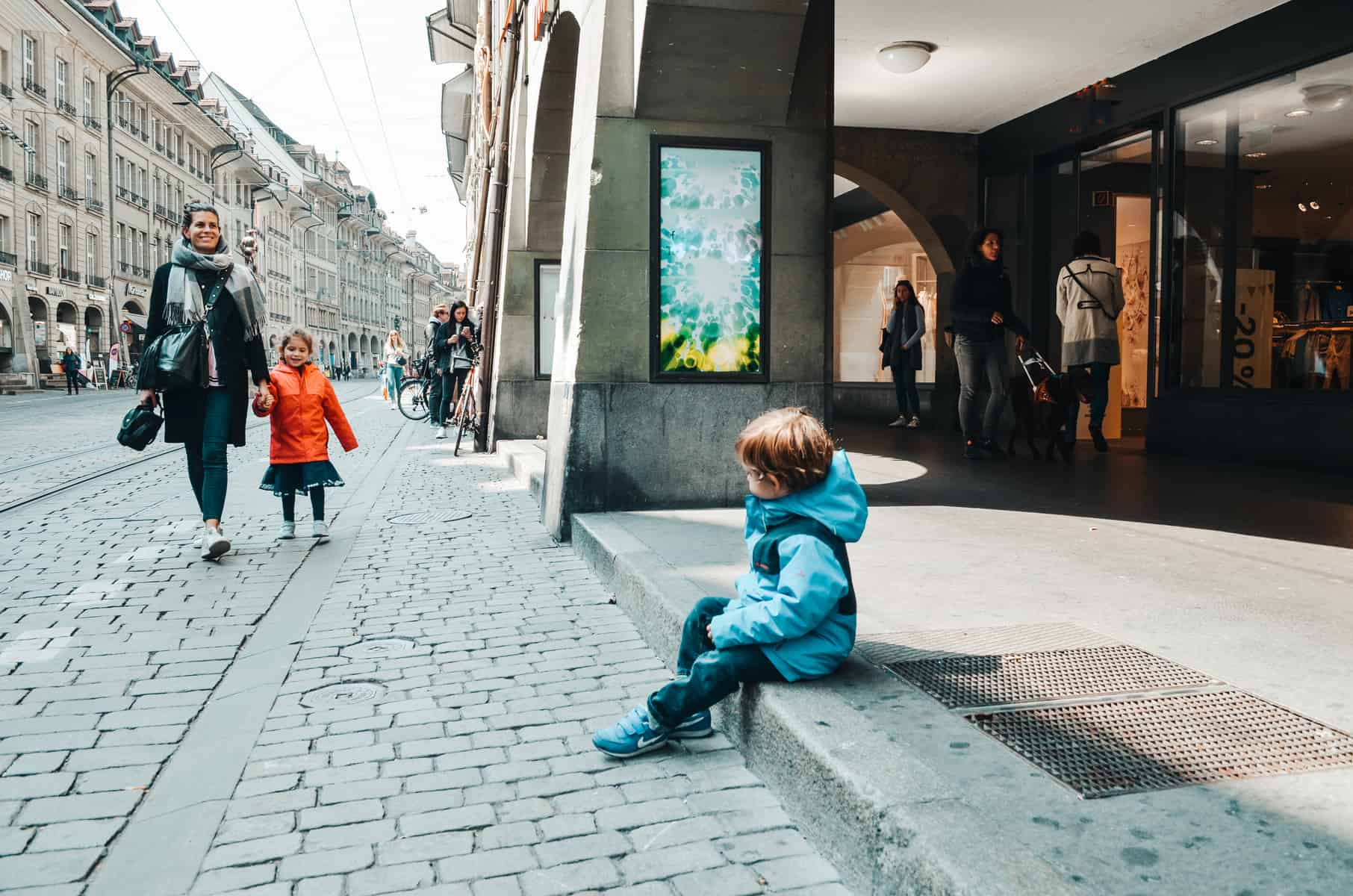 EXPERIENCE BEAUTIFUL BERN WITH CHILDREN