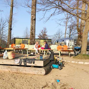 Familienausflug, Chiemsee mit Kind, Sundownderbar Chiemgauhof in Übersee