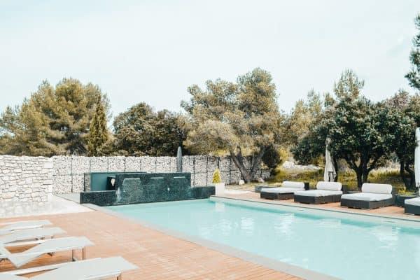 Domain de la Pierre Blance with children - family friendly hotel in Provence