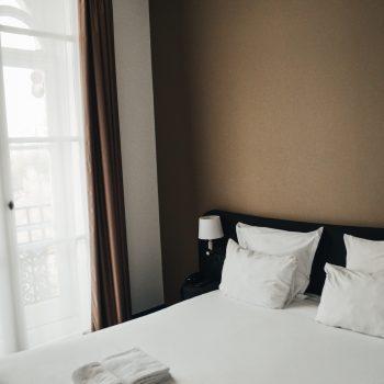 Familienfreundliches Hotel in Nimes - APPARTCITY mit zentraler Lage und Familienzimmer - grandiose Aussicht auf die Stadt
