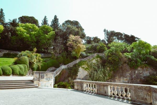 Jardín de La Fontaine-Südfrankreich mit Kindern entdecken