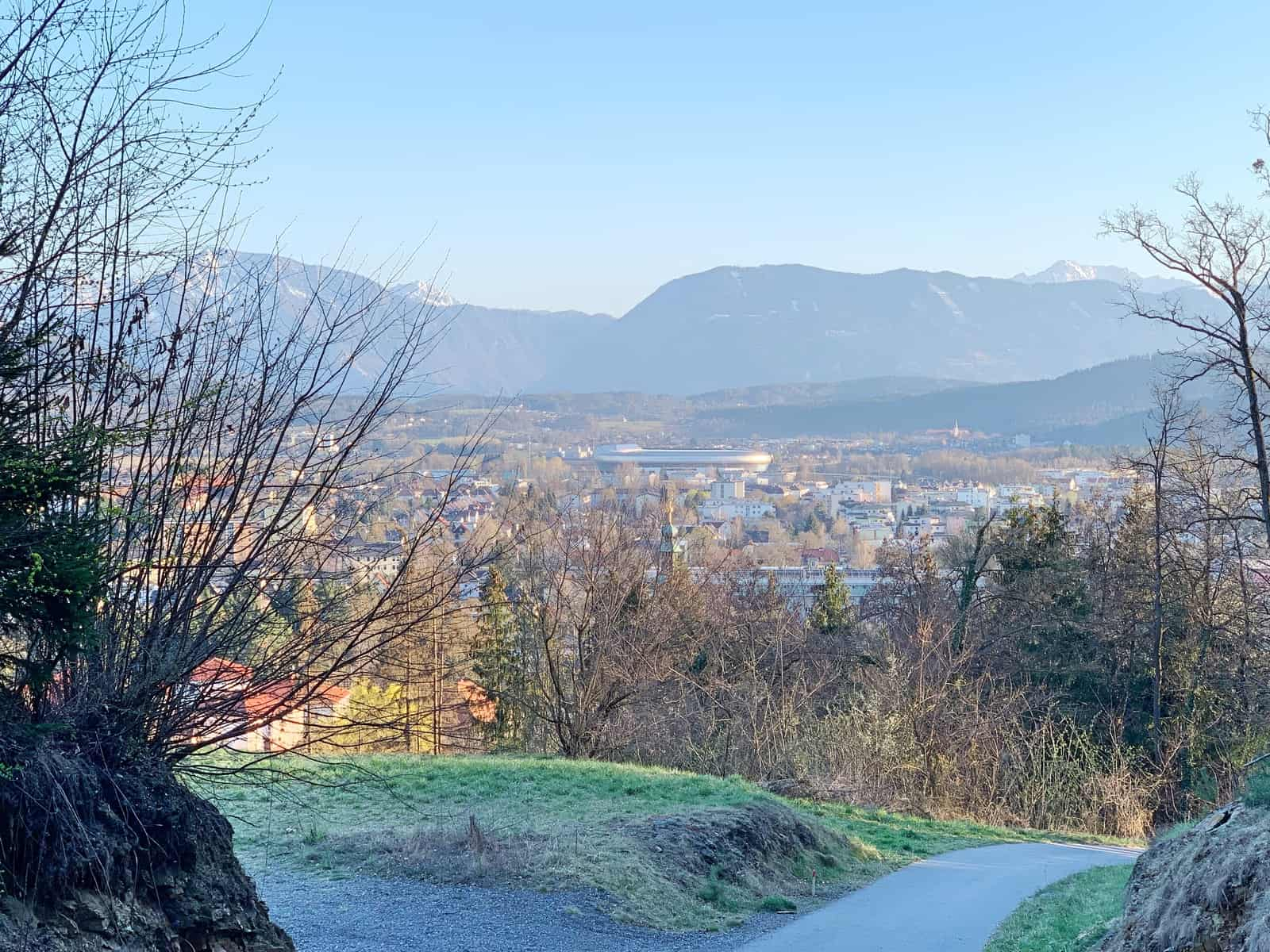 HIKING WITH CHILDREN IN KLAGENFURT