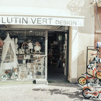 Le Lutin Vert - Kinderladen in Nmes mit Kindern - kids store in Nimes with design and quality decoration and toys