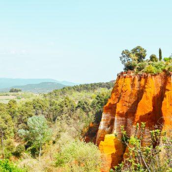 Unterwegs in Frankreich mit Kindern - Tagesausflug nach Roussillion - Provence with kids