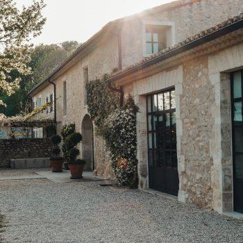 Unterwegs in Frankreich mit Kindern - Weingut in der Provence