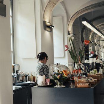 des kinderfreundlichen Cafés in Bern - Lesbar
