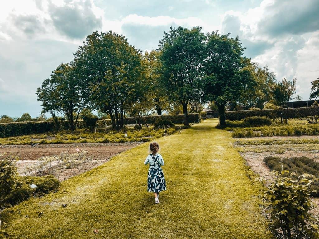 Familienausflug zum WELEDA Erlebniszentrum