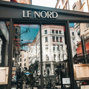 Lyon mit Kindern - Städtereise mit Kindern - Le Nord Mittagsmenu