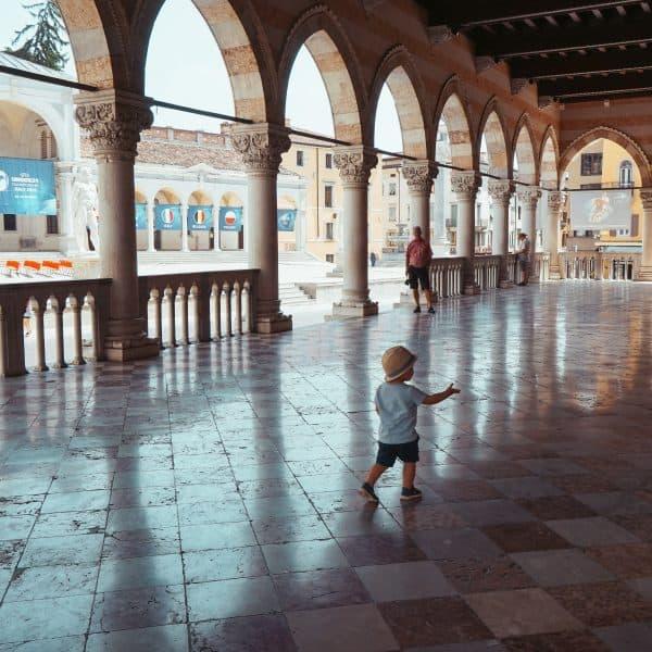 Udine mit Kind, Familienausflug in Friaul, Italien mit Kind