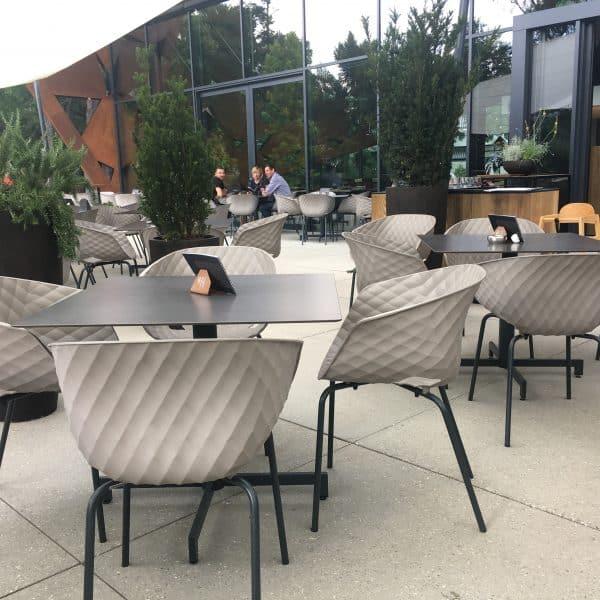 Brix 0.1 restaurant mit Spielplatz in Südtirol