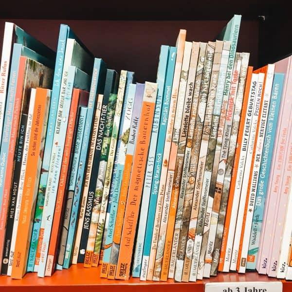 Buchladen für Kinder in München Buchhandlung Lehmkuhl