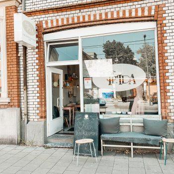 Familienfreundliches Café Fräulein Frida in Köln Ehrenfeld, kinderfreundliches Café mit Spielecke, Köln mit Kind