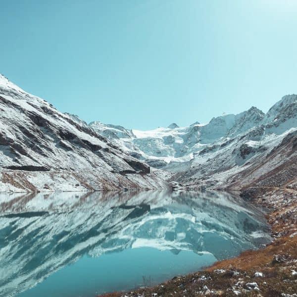 Familienurlaub im REKA Feriendorf in Zinal_Ausflugstipp in der Schweiz mit Kindern_Rundwanderung Lac de Moiry7