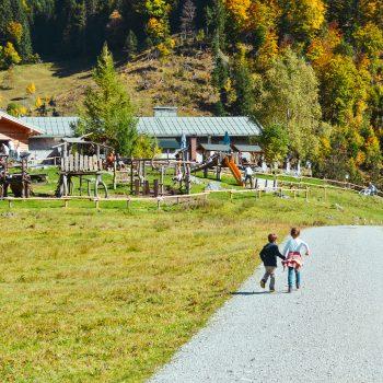 Familienwanderung zur Albert-Link-Hütte am Spitzingsee