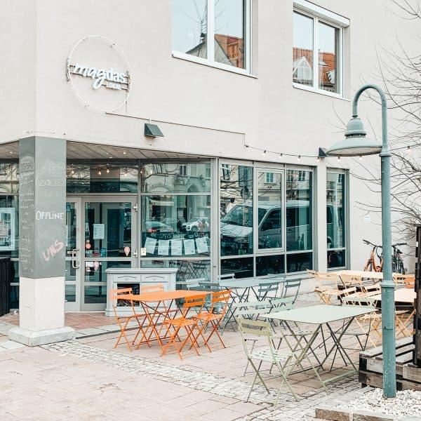 Magdas Lokal, kinderfreundliches Restaurant in Klagenfurt, Klagenfurt mit Kind