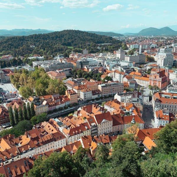 Ljubuljana Burg, Slowenien mit Kind, Ausflugstipp Slowenien, Reiseziel Ljubljana