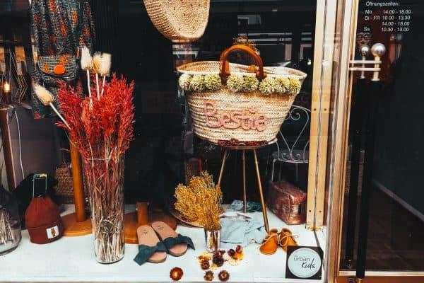 Concept Store Pebbles, München mit Kind