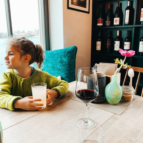 Tegernsee mit Kindern - Kinderfreundliches Restaurant am Tegernsee - Haubentaucher4