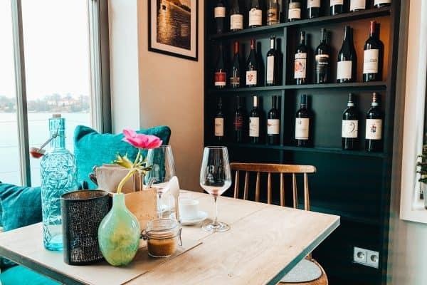Lecker essen im Restaurant Haubentaucher am Tegernsee mit Kindern