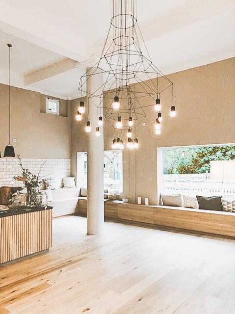 Veganes Café mit Kind, Plant Based Café in Hamburg Eimsbüttel, vegane Snacks und Drinks