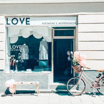 Kinderladen in München LOVE Kids Wear