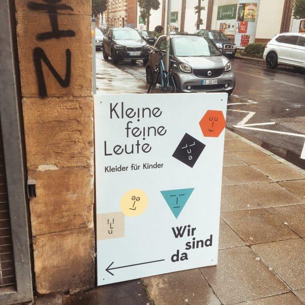 Kinderladen Kleine Feine Leute in Stuttgart. kids store