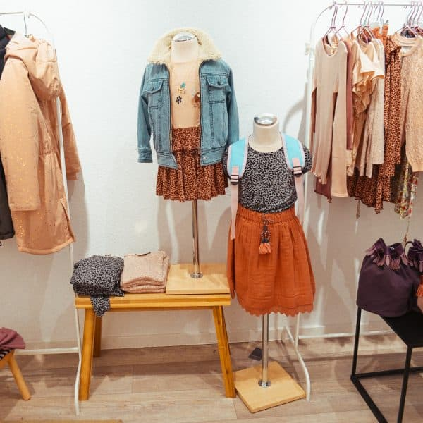 Concept store the girls and the gang in München mit Kindern