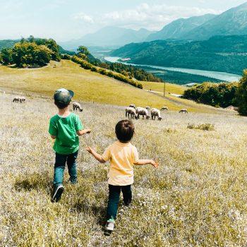 Familienurlaub in Österreich, Kärnten