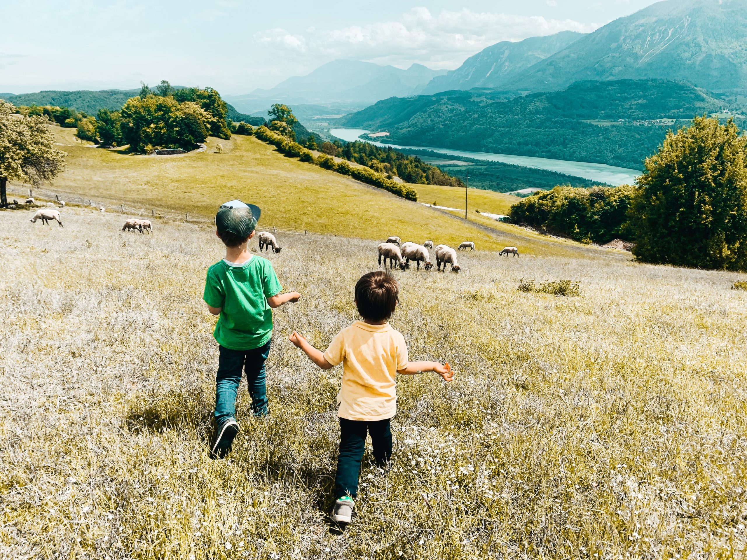 INSPIRATION FOR FAMILY HOLIDAYS IN AUSTRIA