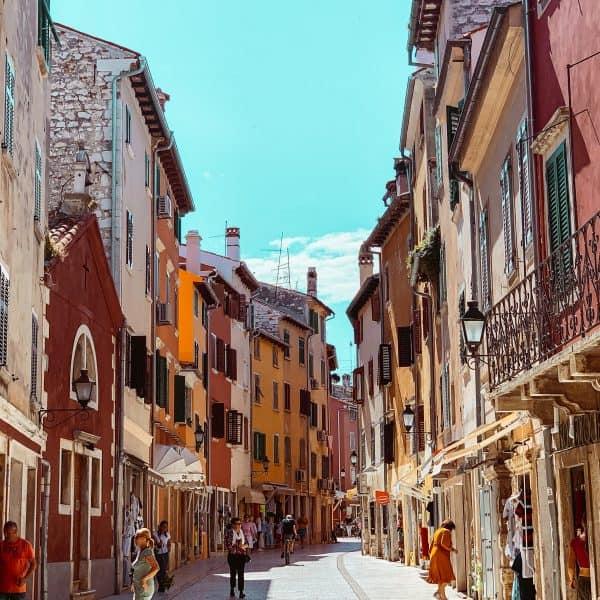 Familienurlaub Kroatien mit Kind in Rovinj, familienfreundlich, kinderfreundlich