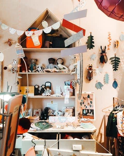 Concept Store für Familien im Allgäu mit Kind