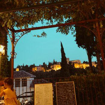 Granada mit Kindern