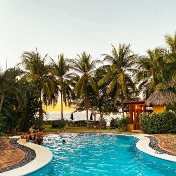 Mexiko mit Kindern am Strand - boutique hotel in Mexiko