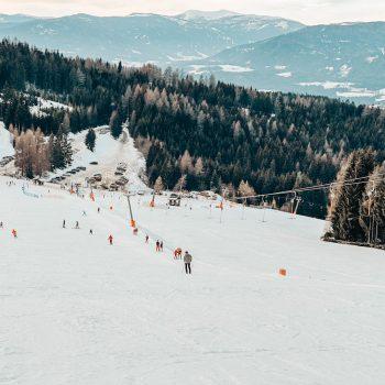 Kinderfreundliches Skigebiet Simonhöhe in Kärnten, the urban kids