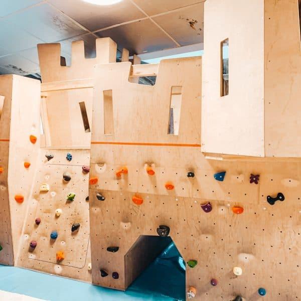 Kletterhalle, Boulderhalle in Klagenfurt, Kärnten, the urban kids
