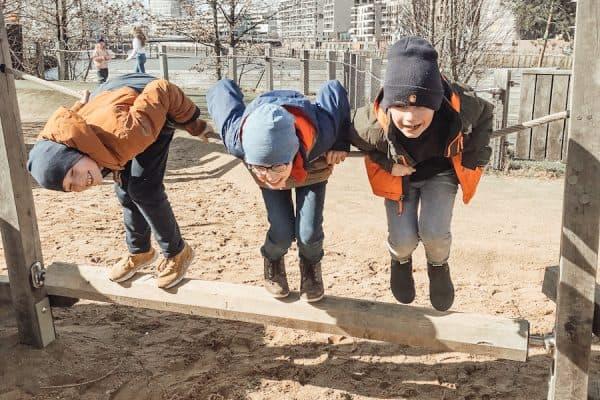 Ausflugstipp für Hamburg mit Kind, Baakenpark, Hafenstadt, the urban kids