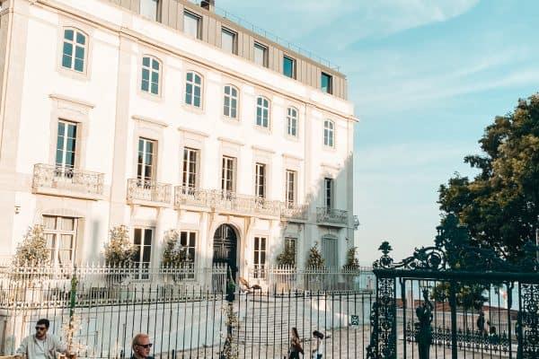 Der perfekte Ort für ein Abendessen in Lissabon mit Kindern