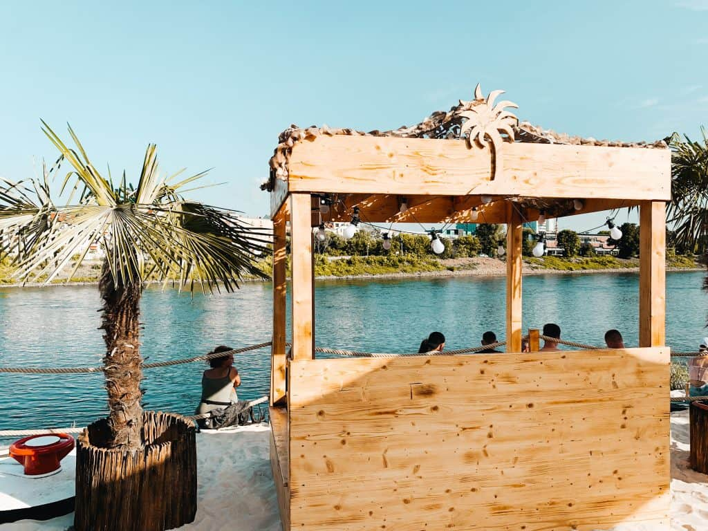 Beach bar in Magdeburg with kids | Recommended by the