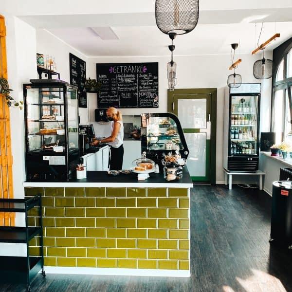 Friska - gemütlich Frühstücken in Magdeburgs schönstem Café mit Kindern