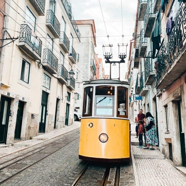 Lissabon mit Kindern entdecken - die schönsten Plätze für eure Familienreise mit Kindern in Lissabon